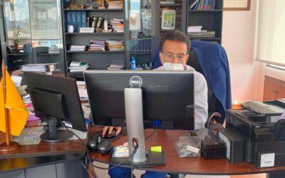 Nelson Cordero Presidente de Comercial Aduanera