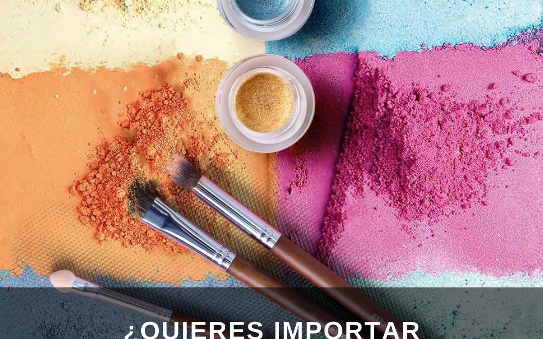¿Quieres importar cosméticos a Ecuador?