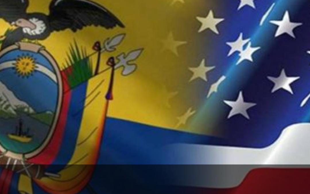 Ecuador y Estados Unidos en Materia de Comercio